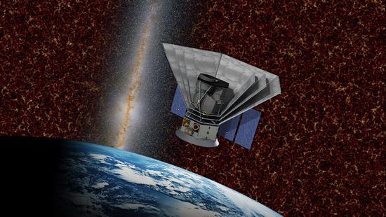 NASA计划2023年发射新型探测器:探索宇宙起源