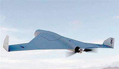 自殺式無人機引領新戰法