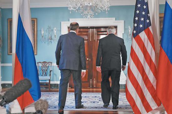 俄指责美在拖延时间 不想续签削减战略武器条约