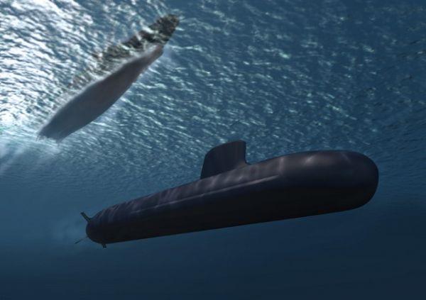 威慑敌国!澳国防部耗资500亿澳元从法采购12艘潜艇
