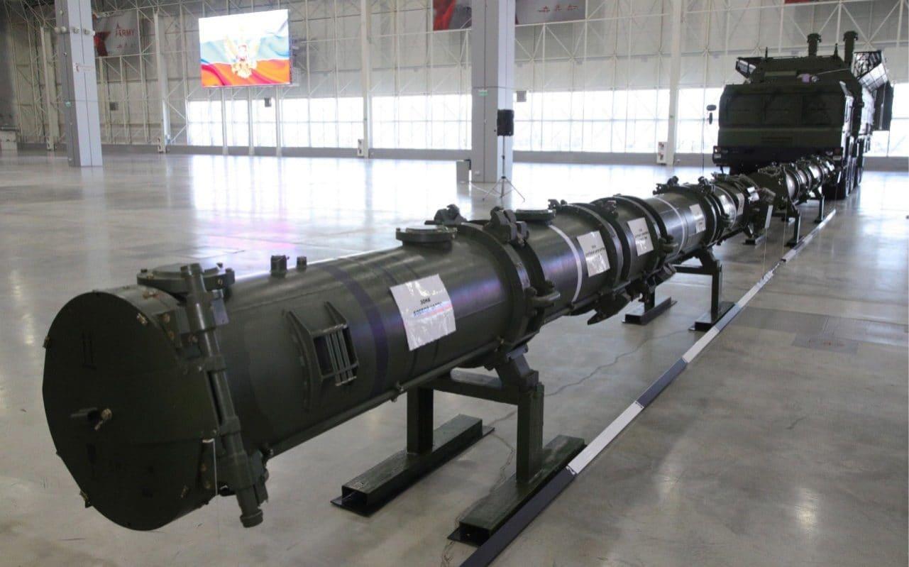 美媒称俄展示9M729导弹是冒牌货 理由:不够大