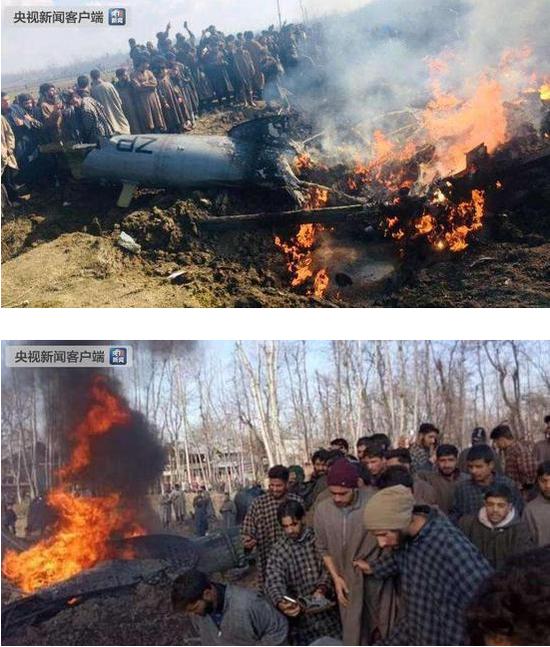 巴基斯坦軍方:擊落2架印度飛機 俘虜1名飛行員
