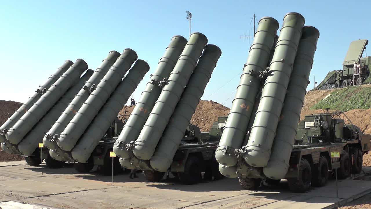 高超音速武器能否拦得住?俄军用S400做了测试