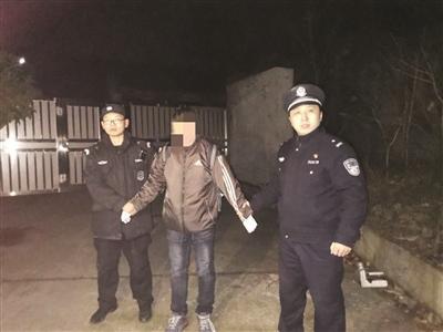 小偷出狱后苦练跑步 老地方行窃又被原先的民警追上