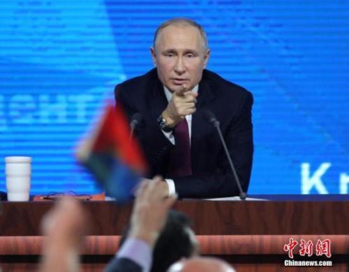 普京稱俄不會首先在歐洲部署中短程導彈