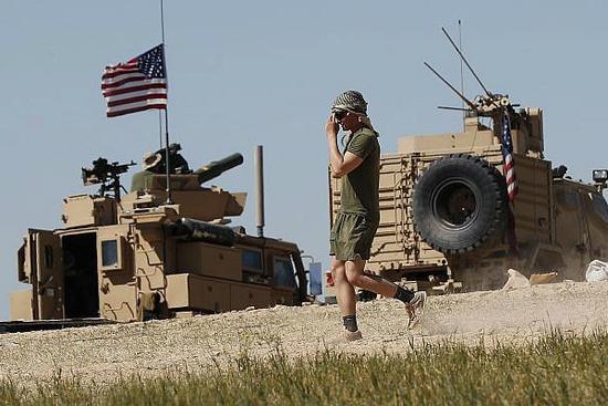 不全走!美军将在叙利亚留下200人的