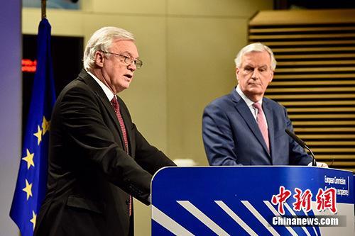 英国脱欧日期临近 欧盟积极准备应对硬脱欧可能