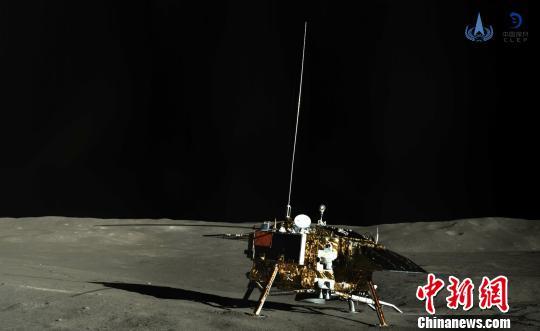 嫦娥四号再次月夜休眠 第二月昼期间工作正常