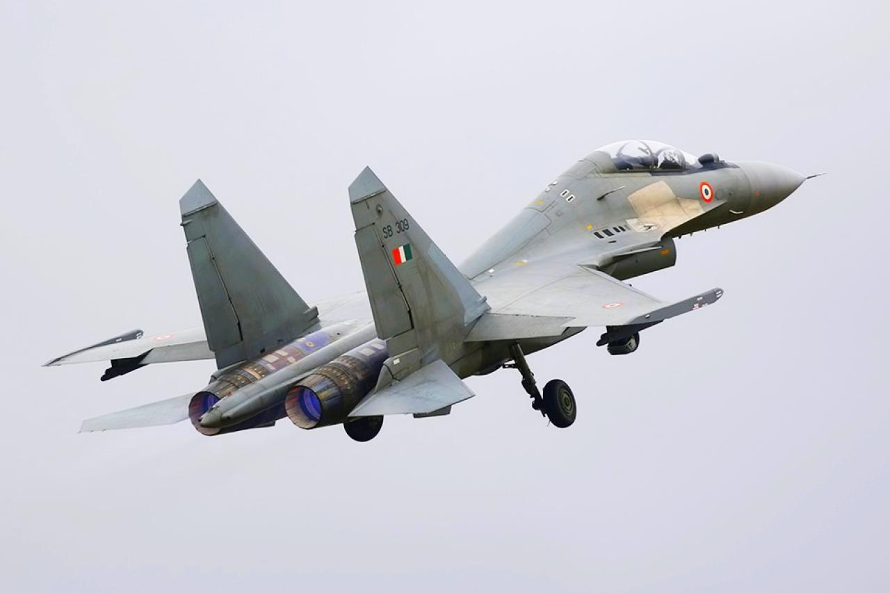 俄国防出口公?#25304;?#24067;与印度总订单达100亿美元