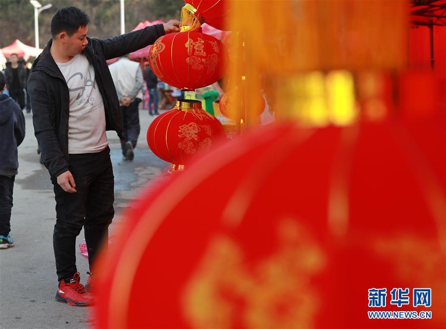【新春走基层】青年赵继才:沿着通组公路去脱贫