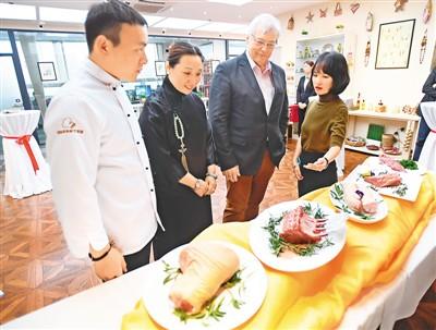 法国猪肉进入中国