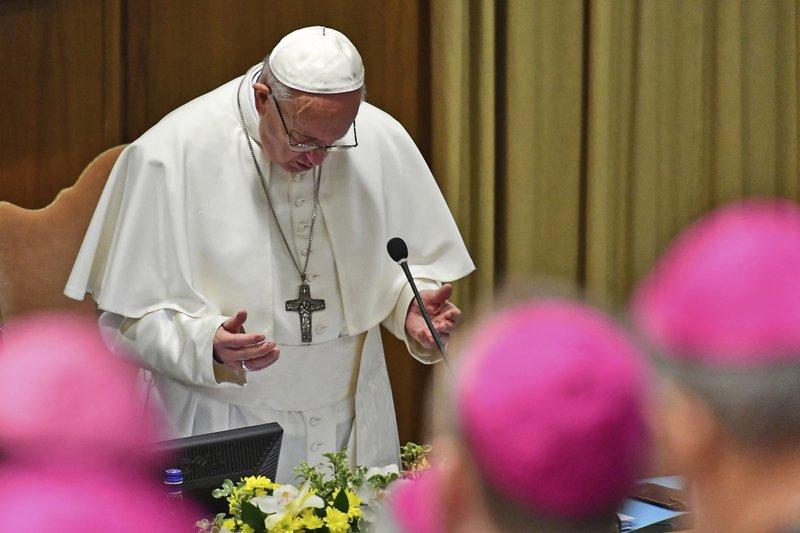 梵蒂冈首度专会应对性侵风波 教皇提措施打击性虐