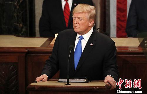 美众院表决通过边境安全预算案 仍待特朗普签署