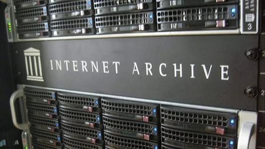 互联网时光机器:互联网档案馆