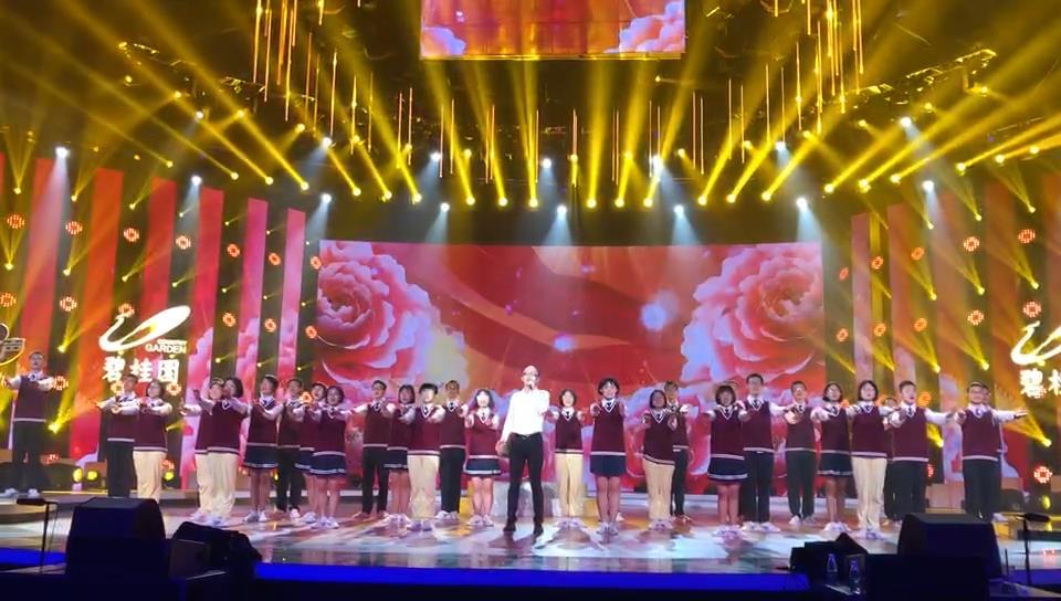 《流淌的歌声》第一季录制收官 用经典歌声共庆新中国70华诞