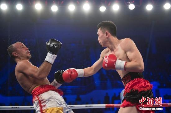 拳王徐燦獲評五星頂級拳手 六月或打金腰帶衛冕戰