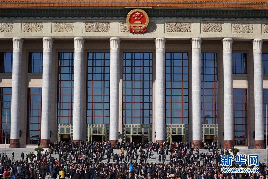 2019——春天里的中国两会故事