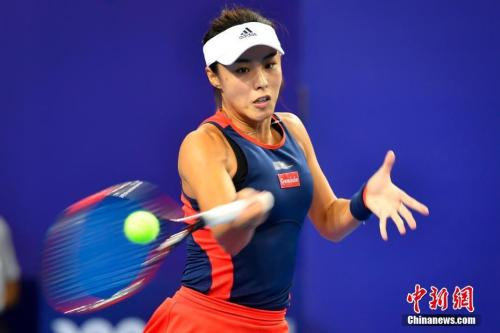 WTA:横扫华裔小将!王蔷挺进印第安维尔斯站8强