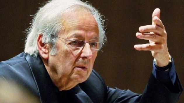 古典音乐大师安德烈去世享年89岁 曾?#24149;?#22885;斯卡