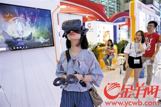 文博會展現新變化:更加國際范 文化+科技大放異彩