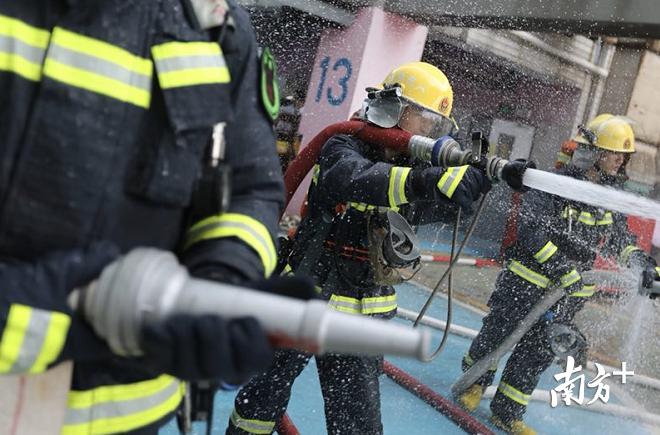 如何借助5G指揮救火?廣州越秀區這場應急救援演練告訴你