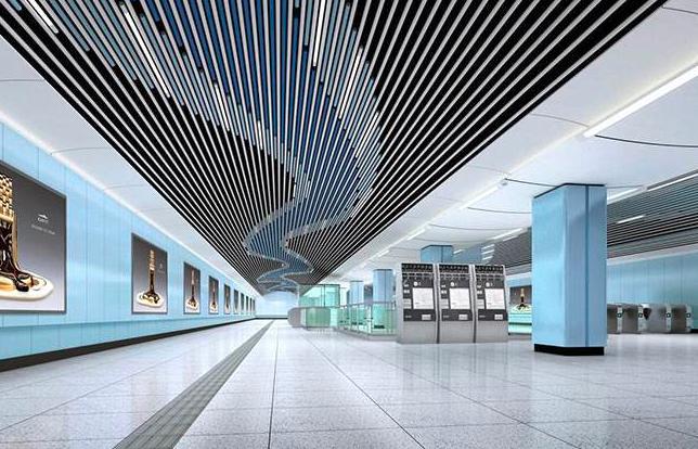 地铁新设计应更人性化
