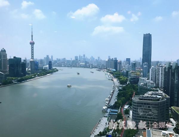 【看长江之变】航运虹口:在这个区,平均每平方公里有197家航运服务企业