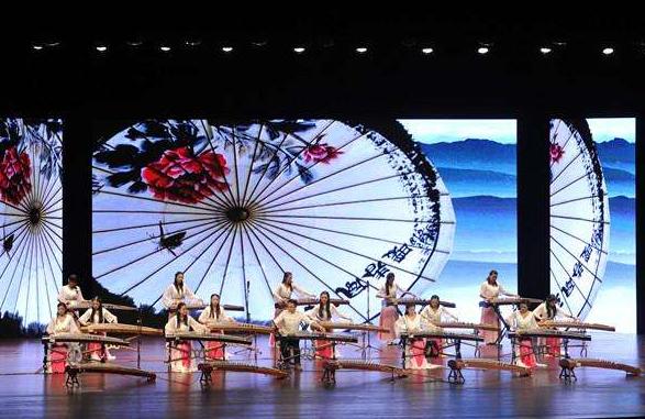 佛山:古箏音樂會 傳承古典音樂文化
