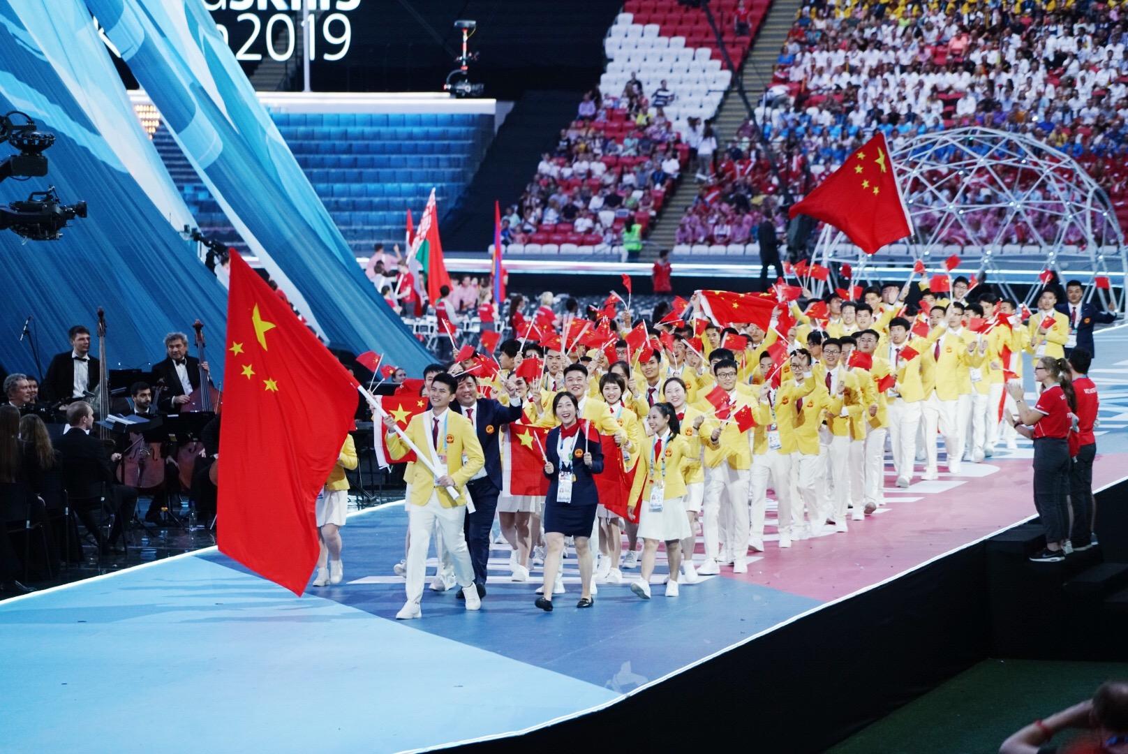 """這群95后""""新工匠""""讓中國驚艷世界!《2019技行天下——世賽篇》周日開播"""