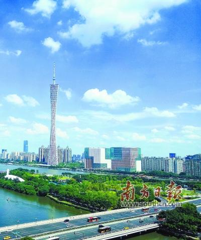 广东GDP从1949年的20.3亿元增加到2018年的9.7万亿元向着高质量发展阔步前行