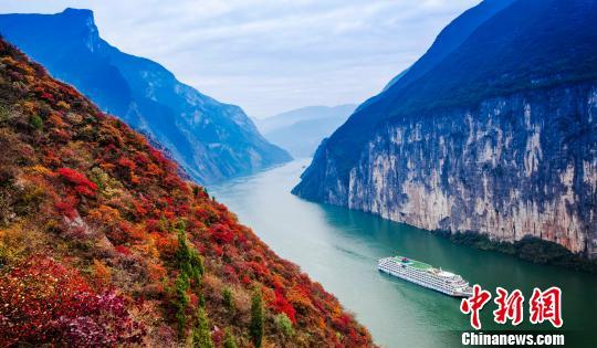 长江航运面貌焕然一新 干线货运量连续多年居世界第一