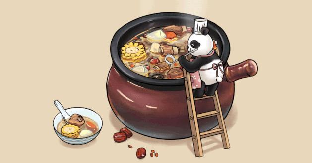 【每周靓汤】夏秋转季保健靓汤,一家大小都适合!