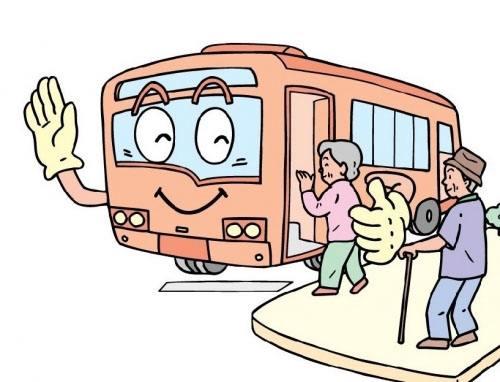 一位老人为了赶上公交车,结果……
