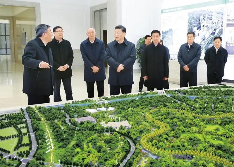 习近平:推动形成优势互补高质量发展的区域经济布局