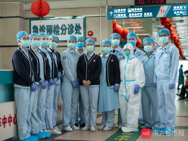 记者直击:疫情时期的广东省第二人民医院门诊部