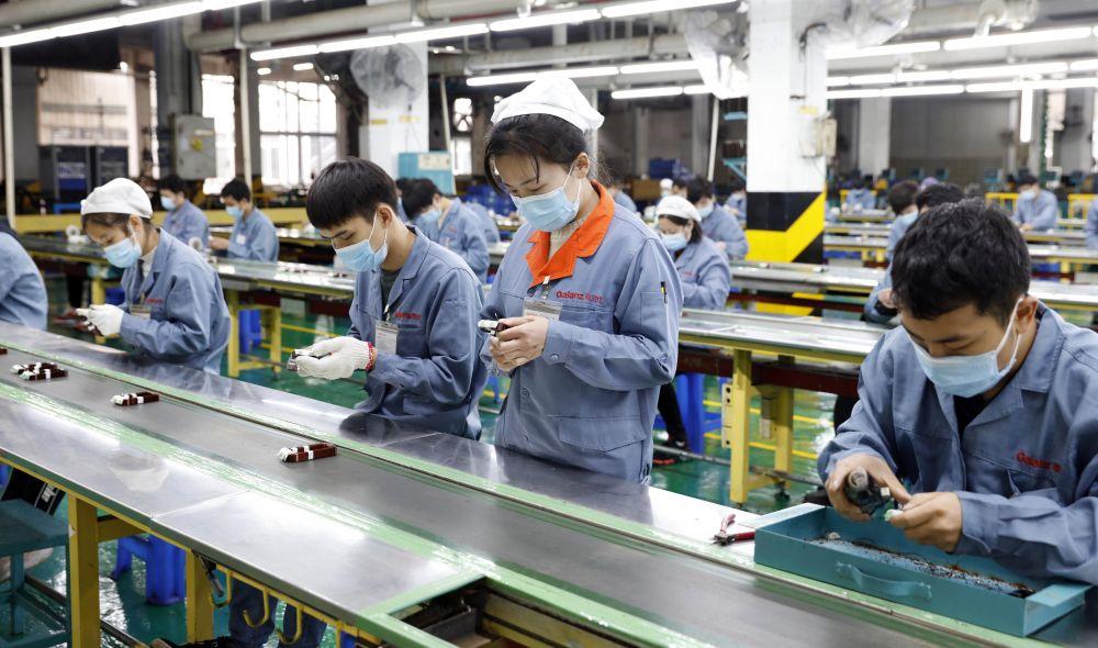 机器一响 世界不慌——中国制造重镇珠三角开始复工复产