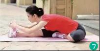 瑜伽9式帮你放松肩颈