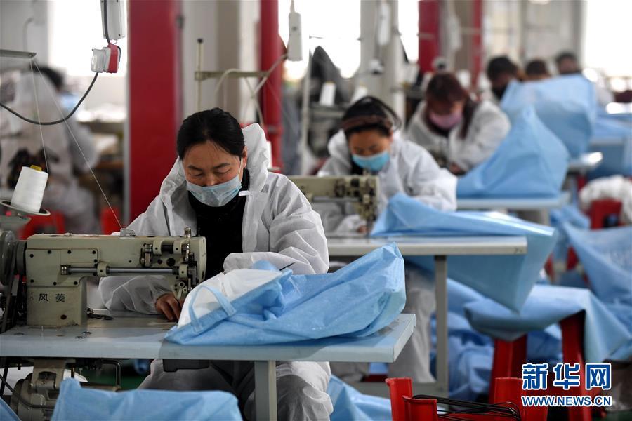 (新華全媒頭條·兩會特別報道)(8)攻堅克難贏未來——從政府工作報告看2020年中國發展走向