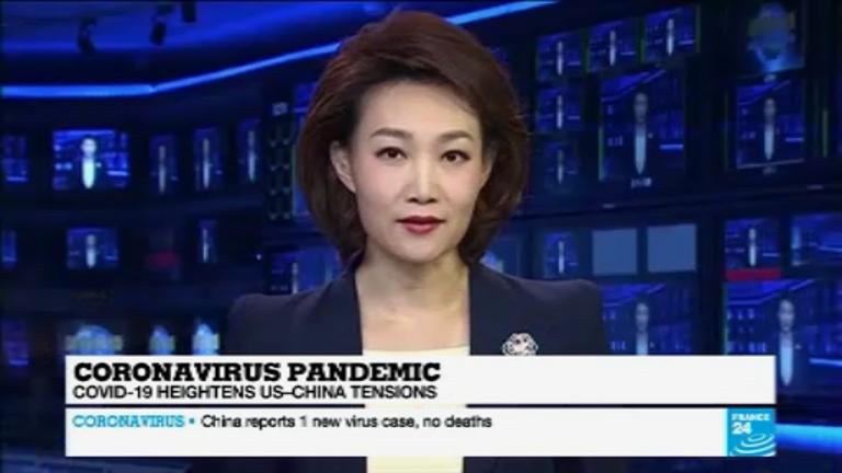 总台《国际锐评》持续批美政客 境外主流媒体广泛传播