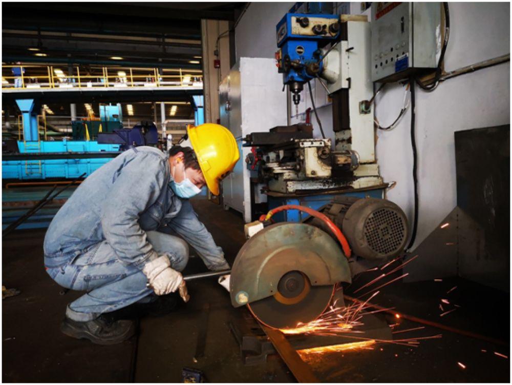 """風景為何這邊獨好——華南最大銅桿線制造工廠訂單""""逆勢上揚"""""""
