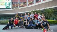 广东广播电视台超60人团队出征里约