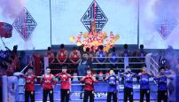 """咏春擂 · """"梁赞杯"""" ——2017鹤山市国际咏春拳邀请赛 火热开战!"""