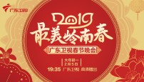 最美岭南春!2019广东卫视春节晚会与您喜气洋洋过大年