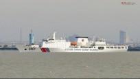 中国海警船今年第4次巡航钓鱼岛 要求日船离开