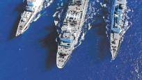 中国海军舰队环球航行创多项纪录 驱离疑似海盗船