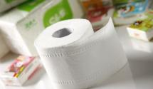 同是紙 質不同 不要用衛生紙替代餐巾紙