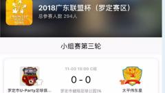 2018广东联盟杯七人制足球赛上周各赛区赛况