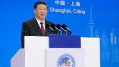 大海依旧在,中国永远在!——论习近平主席在首届中国国际进口博览会开幕式主旨演讲