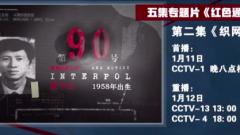 预告|电视专题片《红色通缉》第二集《织网》今晚播出