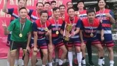2018廣東聯盟杯廣州賽區殿軍球隊——富華-暢影豐